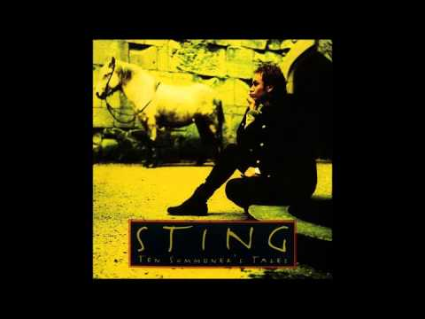 Sting  If I Ever Lose My Faith In You Prologue CD Ten Summoners Tales