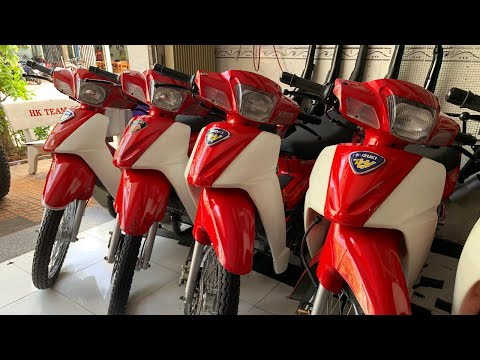 Hỏi Giá Xe 2 Thì Yaz125 & Su RGV Tại Cần Thơ | Mekong Today