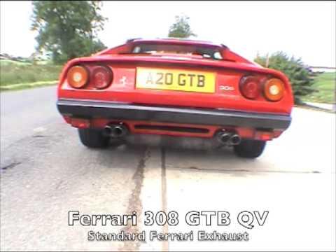 Ferrari 308 Tunnel Run Doovi