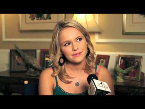 Cassi Thompson talks about being on