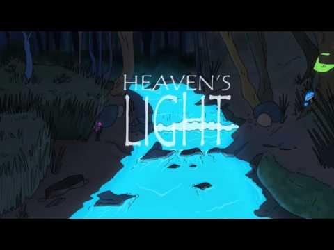 sneak peek of Heaven's Light!