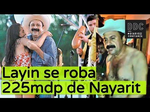 Layin se roba 225 mdp de Nayarit