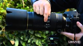 Nikon 80-400mm Hands on and Review