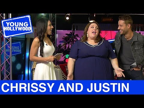 This Is Us's Chrissy Metz & Justin Hartley Play The Big 3!