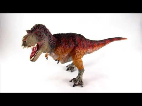 Dino-Reviews: Tyrannosaurus by Safari LTD (Version 2017)