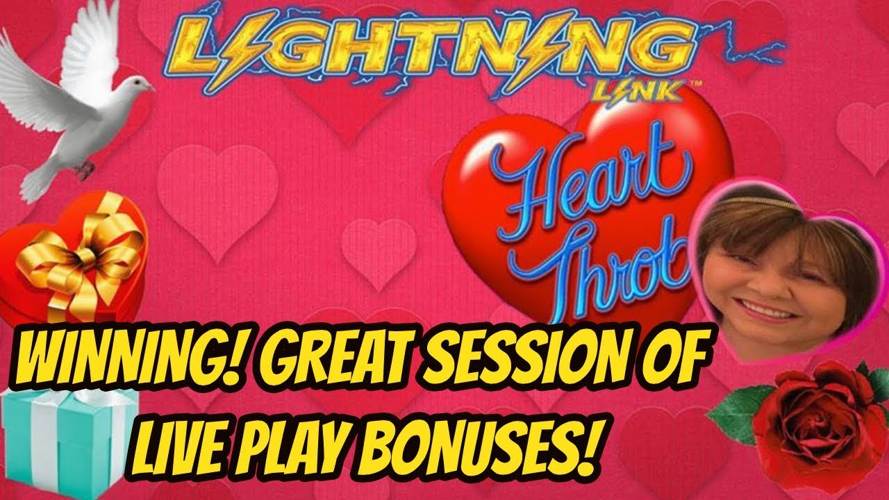 lightning link heart throb slot machine bonus pokies. Black Bedroom Furniture Sets. Home Design Ideas