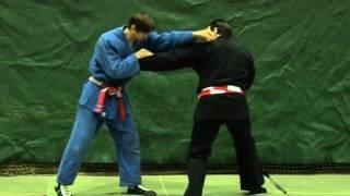 Обучение техники рукопашного боя ч.25