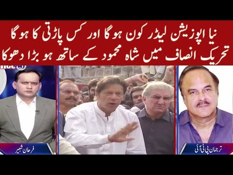 Who Is The Next Opposition Leader | PTI Naeem Ul Haq Interview | Neo @ 5