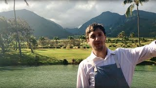 Mill House Restaurant Kitchen Tour & Interview