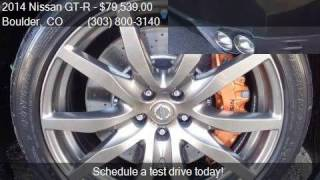 Nissan GT-R Midnight Opal Special Edition 2014 Videos