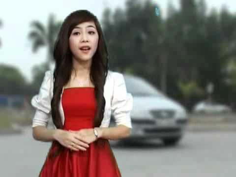 học lái xe hà nội: cách dừng xe trên dốc an toàn (Bài 3)