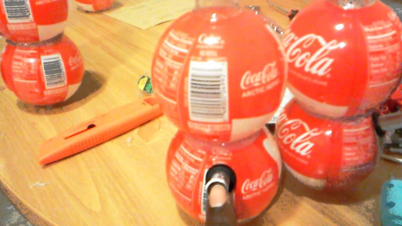 2 tier Coke bong for Christmas - YouTube