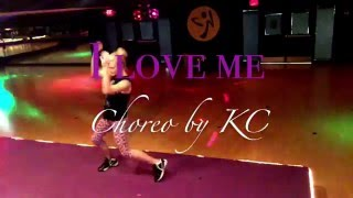 vuclip I LOVE ME by Meghan Trainor Lunchbox Lewis - Zumba Dance Fitness choreo by KC (WARM UP)