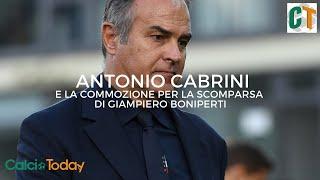 ESCLUSIVA CT, INTERVISTA AD ANTONIO CABRINI: LA MORTE DI BONIPERTI