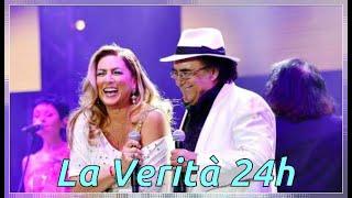 Albano Carrisi e Romina Power, a Venier si emoziona fino a sfiorare la lacrime. /La Verità 24h