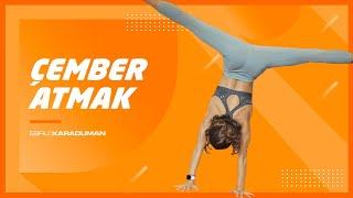 Cimnastik Sporunda Çember Nasıl Atılır