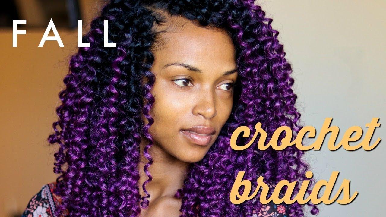 Fall Crochet Braids Feat Rastafri Maui Curl Carols Daughter Pracaxi Nectar