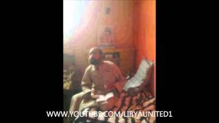 صور جديده سيف الأسلام القذافي في سجن ثوار ليبيا Libya