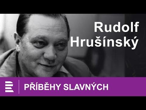 Příběhy slavných: Rudolf Hrušínský