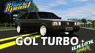 Live For Speed - Gol Quadrado Turbo