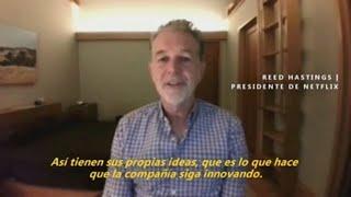 Director ejecutivo Reed Hastings y la exitosa anarquía empresarial de Netflix