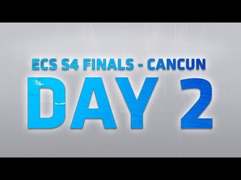 ECS CS:GO S4 Finals Day 2: Group Finals, Lower Bracket