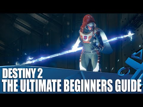 Everything You Need To Know If You're New To Destiny 2