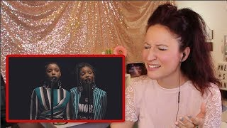 Vocal Coach REACTS to CHLOE x HALLE- COOL PEOPLE