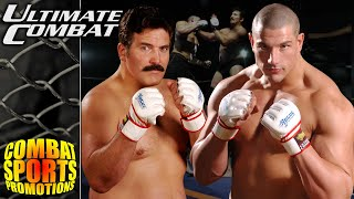 James Thompson vs Dan Severn - FULL FIGHT - Ultimate Combat 11