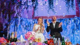 Азербайджанская свадьба. Красивая кавказская свадьба.