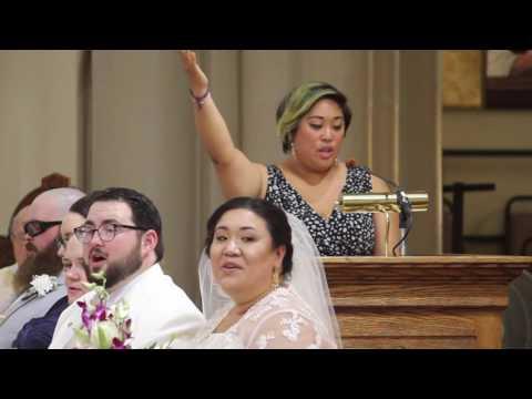 Wedding Ceremony of Maureen DeNieva & Donald Marsh III