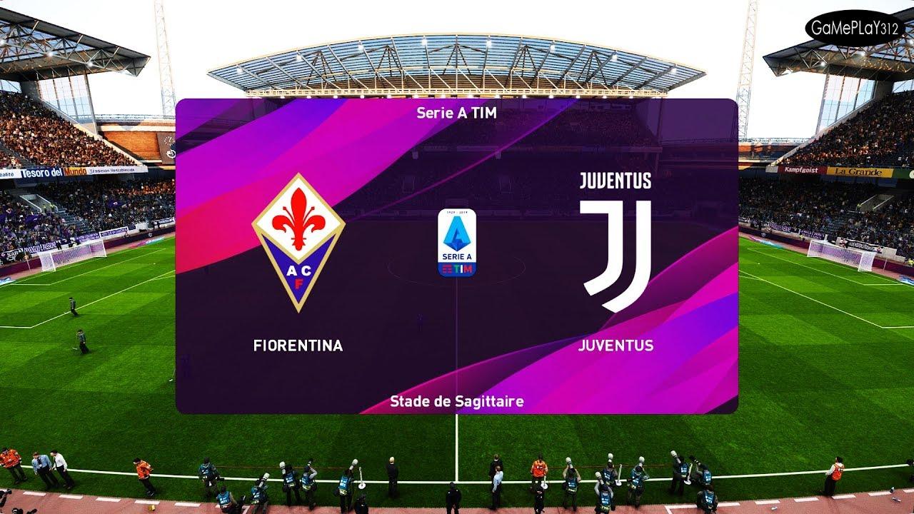 Xem lại Fiorentina vs Juventus Full match