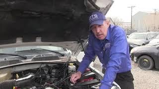 2006 Jeep Liberty Stalling Problem