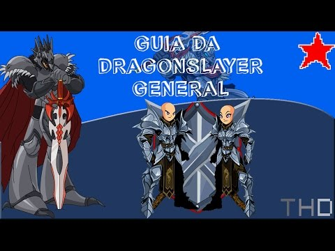 ✘Tutorial de Classes✘Como Usar a DragonSlayer General Class (2016)