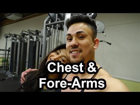 Summer Body Episode 4 | Chest and Forearms| Ralph Winter