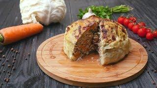 Как приготовить запеканку из мясного фарша - Рецепты от Со Вкусом
