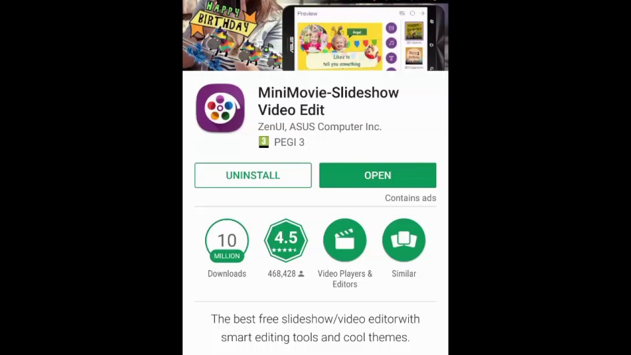 mini movie free download for android