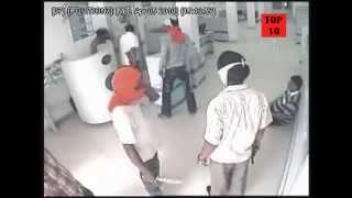 ТОП 10 Ограбление банка