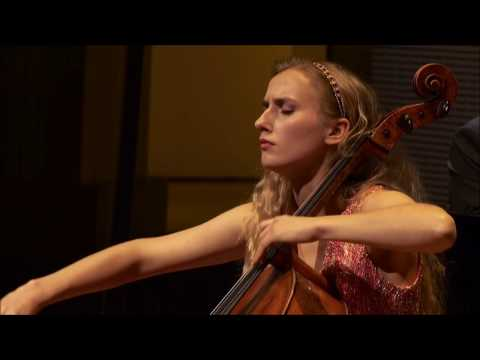 Margarita Balanas & Samuel Parent: Rachmaninoff Cello and Piano Sonata, 1st Movement