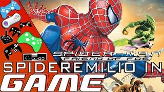 Dia 1: Spideremilio in Game: Spider-Man Friend of Foe - HD