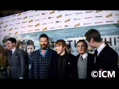 Rupert Grint at the Into The White Premiere in Oslo Part 4.wmv