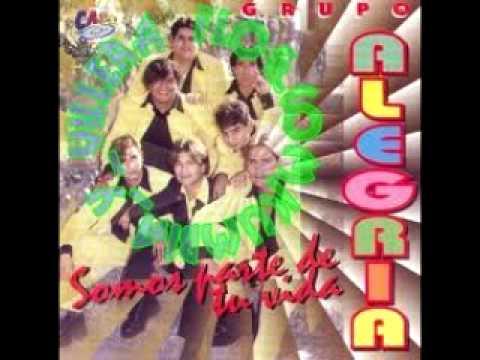 Grupo Alegria - Somos Parte De Tu Vida CD Completo