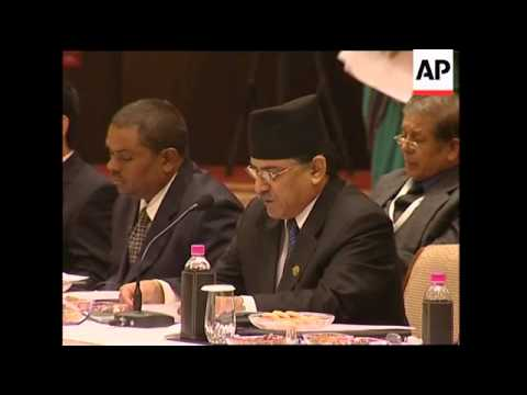 Leaders call for coordinated effort to fight econ crisis, Singh