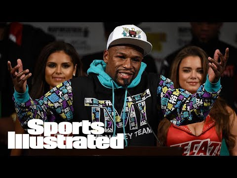 Mayweather Files Tax Reprieve Petition Until After McGregor Fight | SI Wire | Sports Illustrated