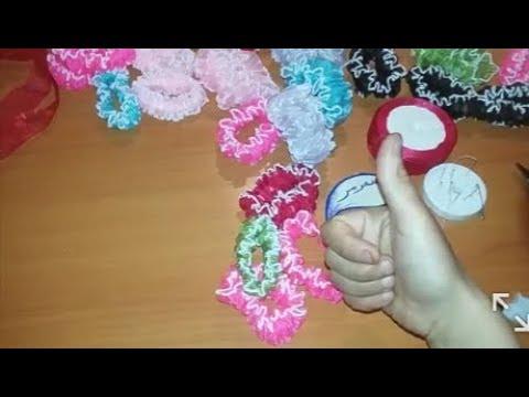 d4a30244c شرح عمل شوشو للعروس أجمل صدر كروشي التالي - YouTube