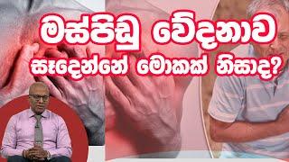 මස්පිඩු වේදනාව සෑදෙන්නේ මොකක් නිසාද?    Piyum Vila   23-01-2020   Siyatha TV Thumbnail
