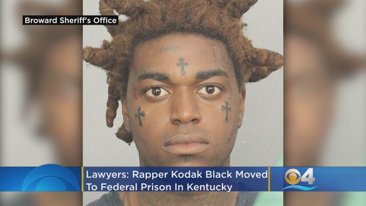 Lawyers: Pompano Beach Rapper Kodak Black Moved To Federal ...