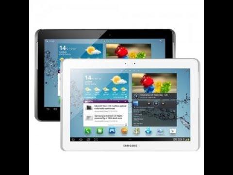 Samsung Galaxy Tab 2 10.1 3G GT-P5100 замена сим-приемника, как разобрать