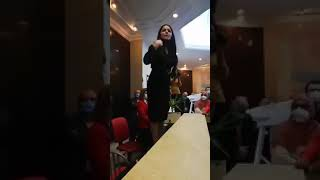 Olfa Hamdi PDG Tunisair | ألفة…