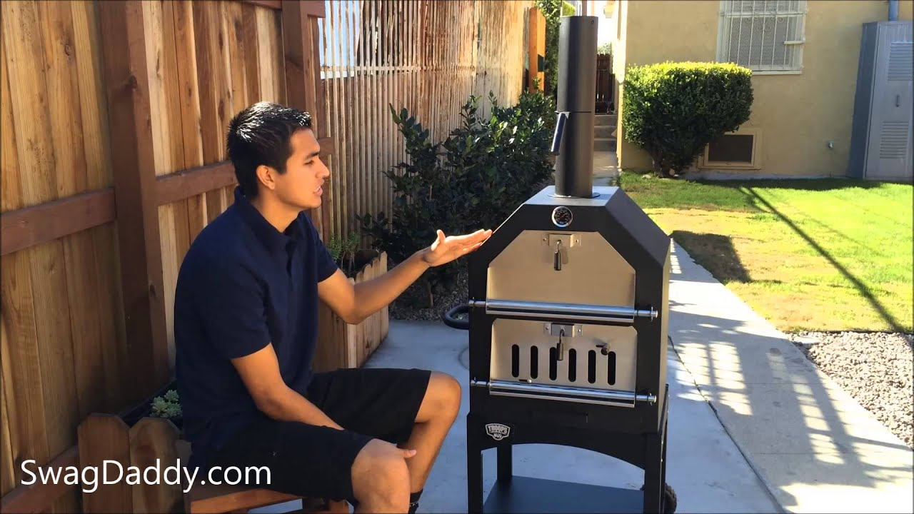 Troops Bbq Pizza Oven Review Swagdaddy Youtube